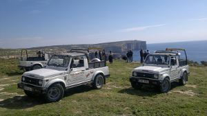 Malta Jeep Safari –daily Except Sunday