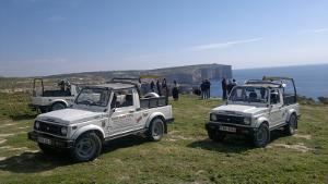 Malta Jeep Safari Tour– Daily Except Sunday Packages